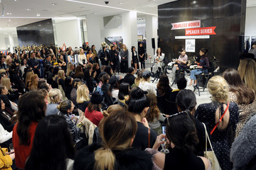 Roopal Patel Saks Fearless Women Speaker Series With Leandra Medine And Sandra Choi