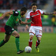 Rory McArdle Rotherham United Vs. Scunthorpe United - Sky Bet League One Play Off Semi Final:Second Leg