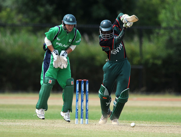 Ireland v Kenya - ICC World Cricket League Division One