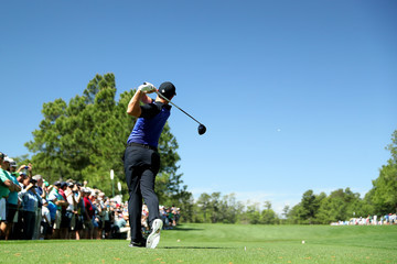 Rory McIlory The Masters - Preview Day 2