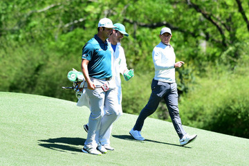 Rory McIlroy The Masters - Round Two