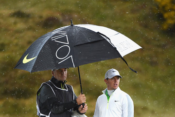Rory McIlroy J-p Fitzgerald The Irish Open - Day Two