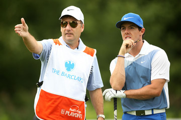 Rory McIlroy J-p Fitzgerald The Barclays: Round 3