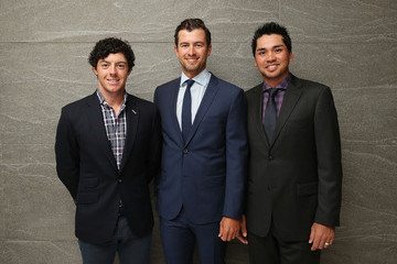 Rory McIlroy Jason Day Official Launch of the Australian Open
