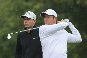 Rory McIlroy U.S. Open - Preview Day 3