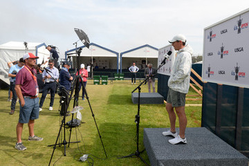 Rory McIlroy SiriusXM At The U.S. Open At Torrey Pines, In San Diego, California