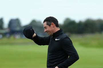 Rory McIlroy Alfred Dunhill Links Championship - Day Two
