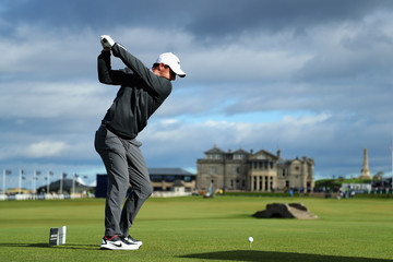 Rory McIlroy Alfred Dunhill Links Championship - Day One