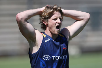 Rory Sloane Adelaide Crows Training Session