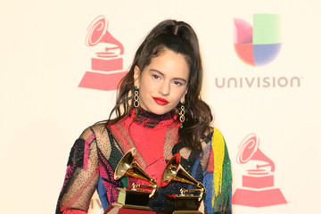 Rosalia The 19th Annual Latin GRAMMY Awards  - Press Room