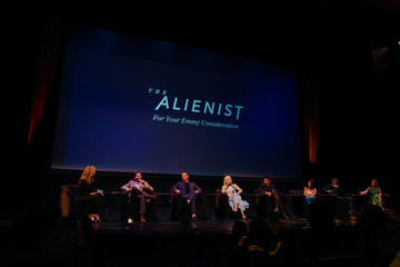Rosalie Swedlin Emmy For Your Consideration Red Carpet Event For TNT's 'The Alienist' - Inside
