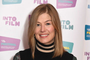 Rosamund Pike Into Film Festival Launched By Rosamund Pike - Photocall