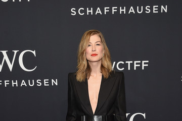 Rosamund Pike IWC Schaffhausen 5th Annual TriBeCa Film Festival Event