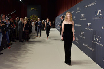 "Rosamund Pike IWC Schaffhausen at SIHH 2017 ""Decoding the Beauty of Time"" Gala Dinner"