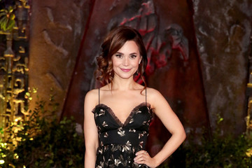 Rosanna Pansino Premiere of Columbia Pictures' 'Jumanji: Welcome to the Jungle' - Arrivals