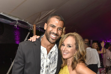 Rosanna Scotto Hamptons Magazine 40th Anniversary Bash By Lawrence Scott Events Presented By Compass