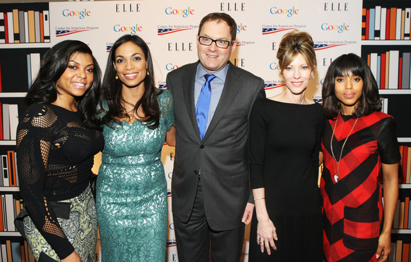 GOOGLE, ELLE, And The Center For American Progress Celebrate Leading Women In Washington