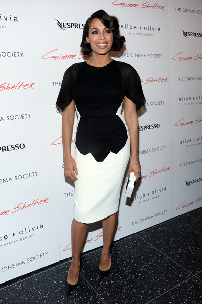 Rosario Dawson - 'Gimme Shelter' Screening in NYC