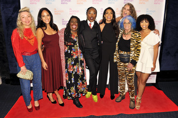 "Rosario Dawson Los Angeles Premiere Of Documentary ""LA Woman Rising"""