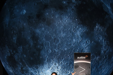 Rosario Dawson Audible Presents 'Artemis Journey to the Moon' at Hudson River Park's Classic Car Club in New York