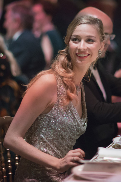 (TABLOIDS OUT)  Beatrice Borromeo attends the Rose Ball 2015 in aid of the Princess Grace Foundation at Sporting Monte-Carlo on March 28, 2015 in Monte-Carlo, Monaco.