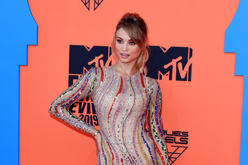 Rose Bertram MTV EMAs 2019 - Red Carpet Arrivals