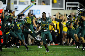 Dior Mathis Rose Bowl Game presented by Vizio - Wisconsin v Oregon