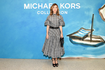 Rose Byrne Michael Kors Collection Spring 2019 Runway Show - Front Row
