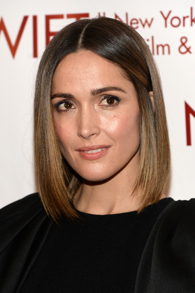 Arrivals at the 'Designing Women' Awards Gala [hair,face,eyebrow,hairstyle,chin,lip,blond,shoulder,forehead,beauty,arrivals,rose byrne,mcgraw hill building,new york city,new york women in film and television ``designing women awards gala]