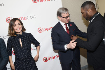 Rose Byrne Paul Feig CinemaCon 2015 - 20th Century Fox Invites You To A Special Presentation Highlighting Its Future Release Schedule