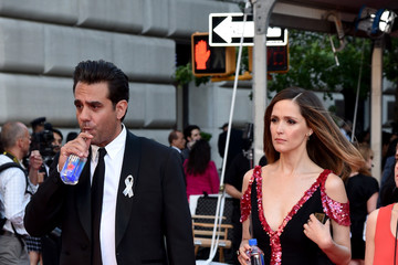 Rose Byrne FIJI Water At 2016 Tony Awards