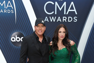 Rose Falcon The 52nd Annual CMA Awards - Arrivals