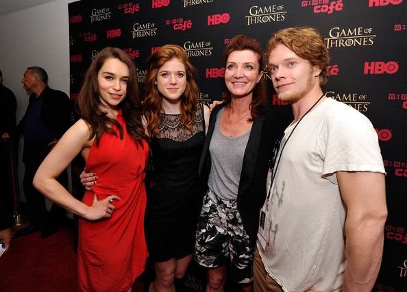 """Rose Leslie Pictures - HBO Celebrates """"Game Of Thrones"""" At WIRED ..."""