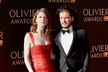 Rose Leslie The Olivier Awards 2017 - Red Carpet Arrivals
