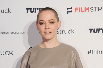 "Rose McGowan TCM ""Filmstruck"" Launch Event"