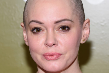 Rose McGowan Housing Works Design on a Dime Opening Night Reception