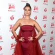 Roselyn Sanchez The American Heart Association's Go Red For Women Red Dress Collection 2020 - Arrivals & Front Row