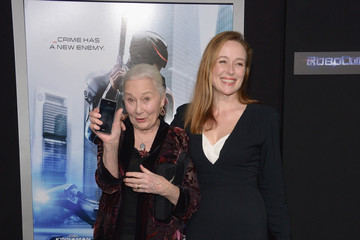 "Rosemary Harris Premiere Of Columbia Pictures' ""Robocop"" - Arrivals"
