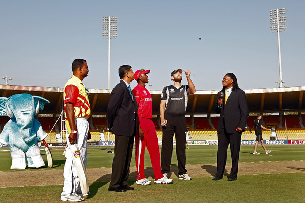 ... Mahesh Photo - New Zealand v Zimbabwe: Group A - 2011 ICC World Cup