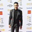 Roshon Fegan 50th NAACP Image Awards - Arrivals