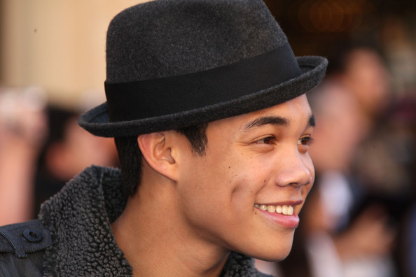 "Roshon Fegan Actor Roshon Fegan attends the premiere of Touchstone Pictures' ""Gnomeo and Juliet"" at the El Capitan Theatre on January 23, 2011 in Hollywood, California."