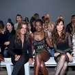 Roshumba Williams Nicole Miller - Front Row - September 2019 - New York Fashion Week: The Shows