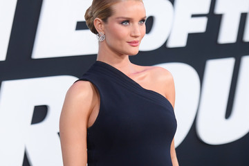 Rosie Huntington-Whiteley 'The Fate of the Furious' New York Premiere