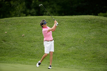 Rosie Jones Senior LPGA Championship - Round One