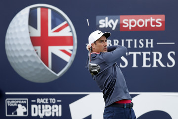 Ross Fisher Sky Sports British Masters - Day One
