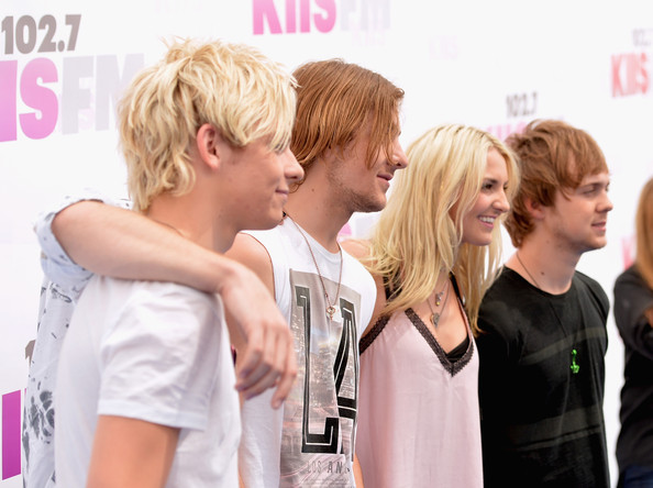 Ross Lynch - 102.7 KIIS FM's 2014 Wango Tango - Red Carpet