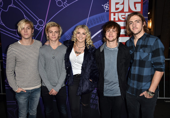 "Ross Lynch - Premiere Of Disney's ""Big Hero 6"" - Red Carpet"