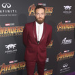Ross Marquand Los Angeles Global Premiere for Marvel Studios' 'Avengers: Infinity War'