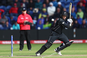 Ross Taylor England v New Zealand - ICC Champions Trophy
