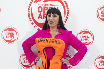 Rossy De Palma Javier Bardem And Penelope Cruz Raise Funds For Open Arms